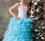 Пышное и нарядное платье на любой праздник