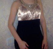Роскошное платье из США