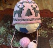 Новая теплая шапка