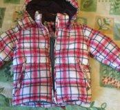 Зимняя детская куртка H&M