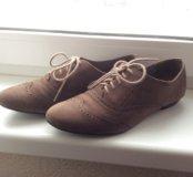 Туфли дерби