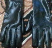 Женский перчатка