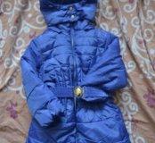 Пальто новое, осеннее