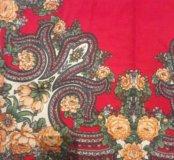 Красивый новый платок