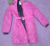Зимнее пальто orby