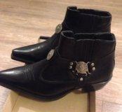 Ботинки Казаки новые