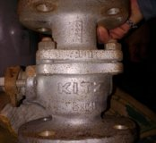 Кран шаровой нержавеющий ф.50