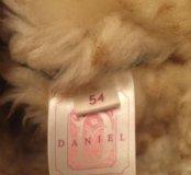 Daniel шапка из овчины