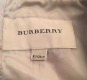 Burberry пальто тренч лаковое оригинал