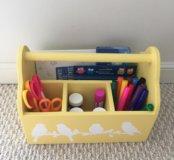 Ящик с ручкой