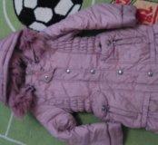 Зимнее пальто Данило