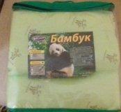 Одеяло бамбук,овечья шерсть