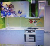 Кухня с фотопечатю