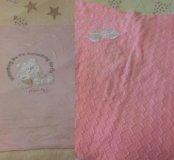 Постельный комплект для краватьки+ 2 одеяло в 🎁🎁