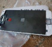Битый рабочий дисплей для iPhone 6
