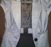 Костюм-сарафан, платье, пиджак и платье