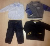 Одежда 74-80см