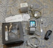 Apple iPod nano 6 + LunaTik link