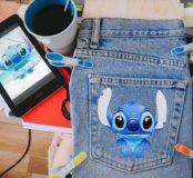 Рисунки на джинсовках