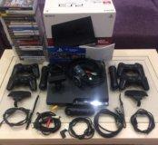 Продам PS3 отличный комплект