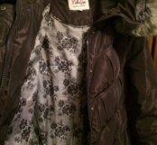 Пальто зимнее, женское на подростка