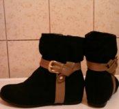 Ботинки женские 37р