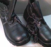 Ботинки новые 42 размера  для работ в саду