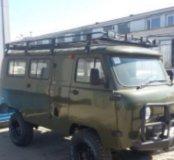 Грузовая платформа для УАЗ ( микроавтобус Буханка
