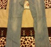 Новые  джинсы размер 29.