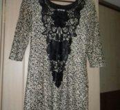 46-48 размера коктейльное платье