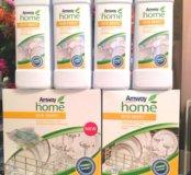 Средства для мытья посуды amway home