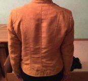 Тонкая куртка