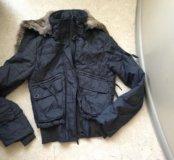 Куртка натуральный мех