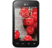 Смартфон  LG Optimus Dual E445