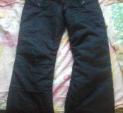 Продам тёплые женские штаны