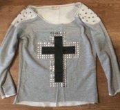 Кофта толстовка свитшот свитер