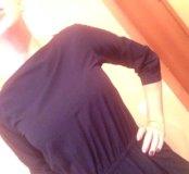 чудесное легкое насыщенное платье