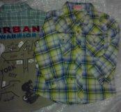 Рубашки 2 шь