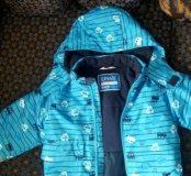 Куртка детская р92+6