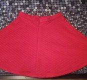 Костюм(юбка и пиджачок)