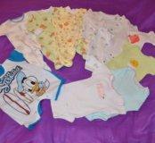 Одежда для новорожденного от 0 до 6 мес 9541344