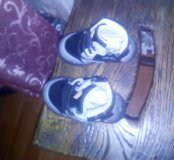 Теплые ботинки 22 рр