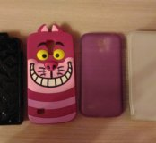 Чехлы iPhone 4s and Samsung galaxy s4 mini