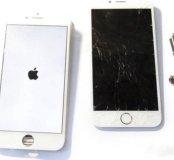Замена дисплея и стекла iPhone