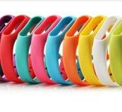 Сменные ремешки для Xiaomi Mi Band 2