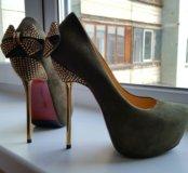 Туфли. 36.37 размера