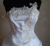Свадебные платья, фата