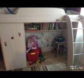 Детская спальня Соня