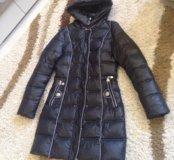 Продам новый зимний пуховик,размер 42-44)