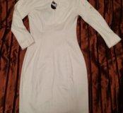 New! Платье Societa с вырезами на плечах